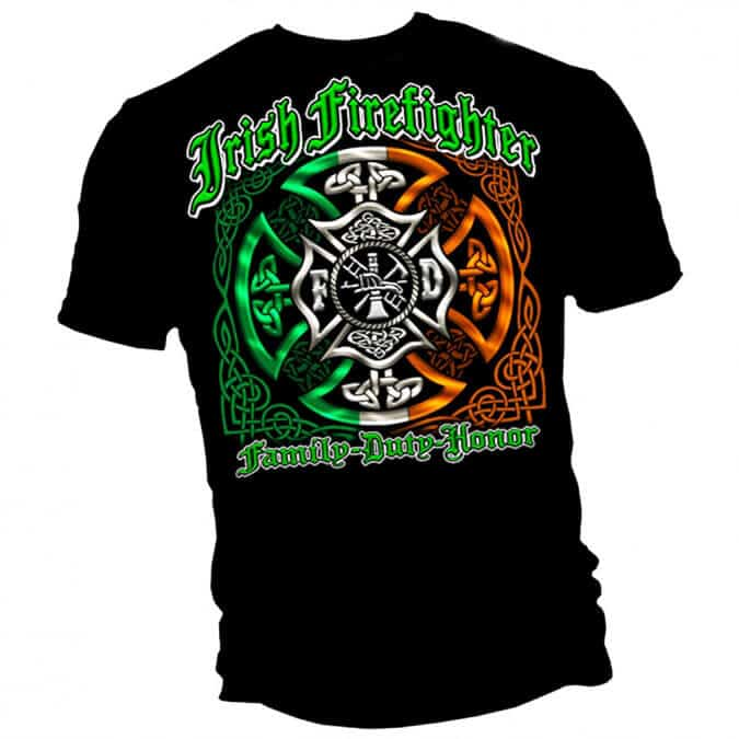 Irish-American-Firefighter-Shirt-back