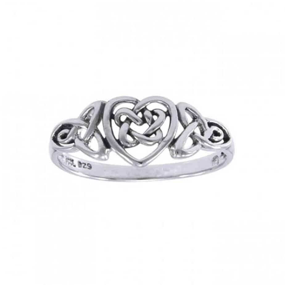 Irish Heart Ring