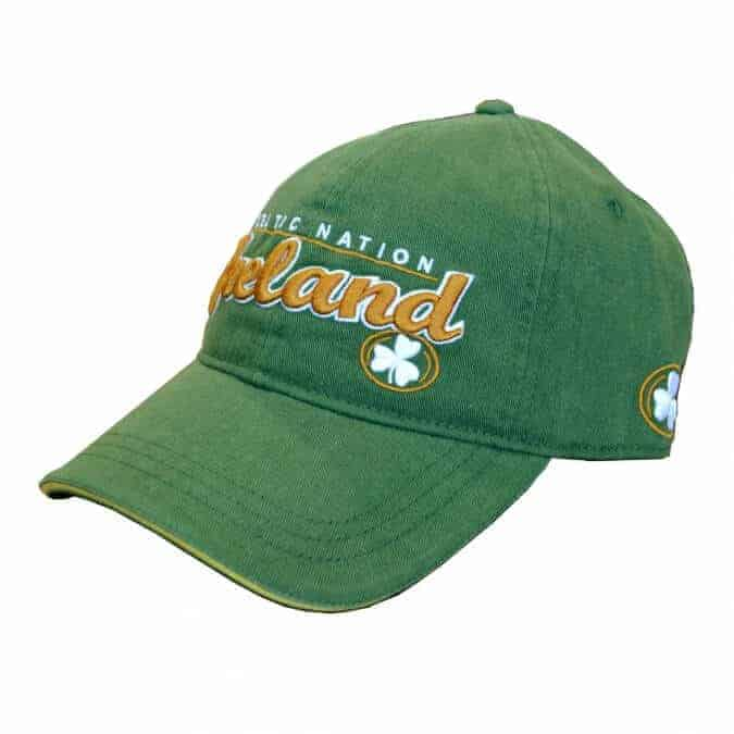 Irish-Pride-Baseball-Cap-Green