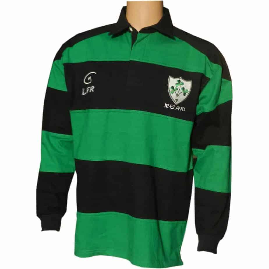 15de2a5f2 Irish Rugby Shirt – Shamrock Crest