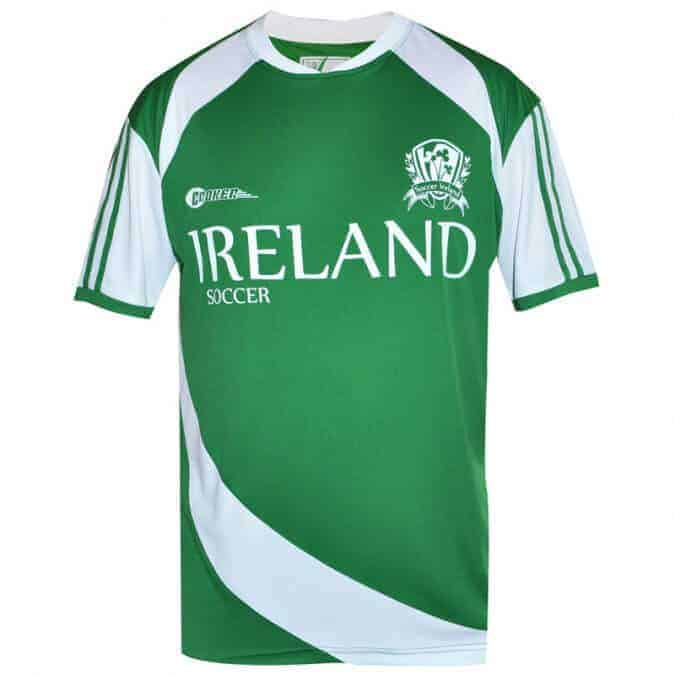 Irish-Soccer-Jersey-front