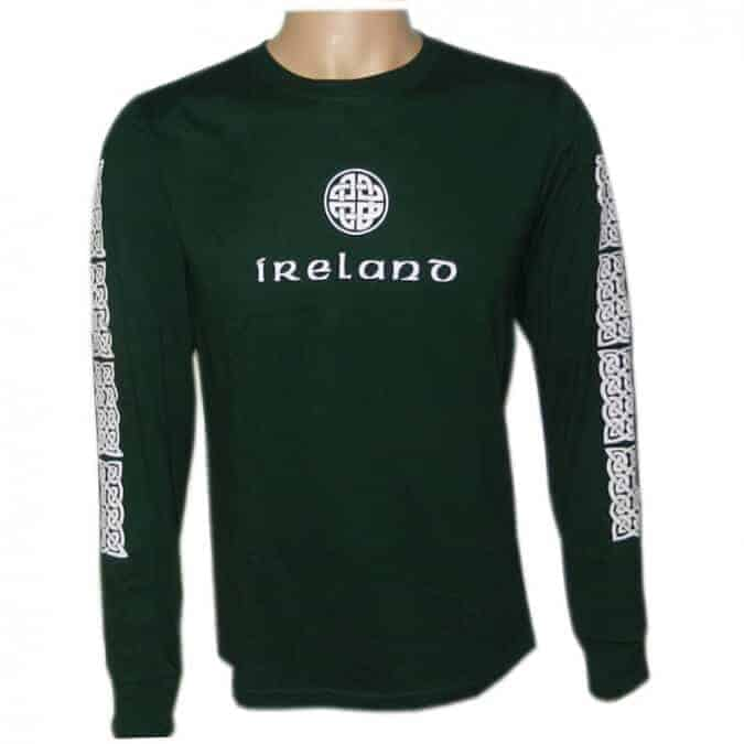 ireland-celtic-design-shirt
