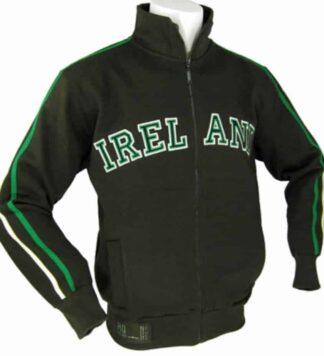 Ireland Zipped Starter Jacket