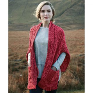 Ladies Wool Wrap