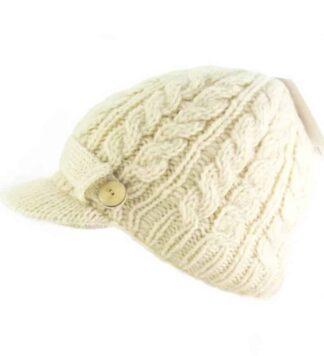 Irish Wool Cap