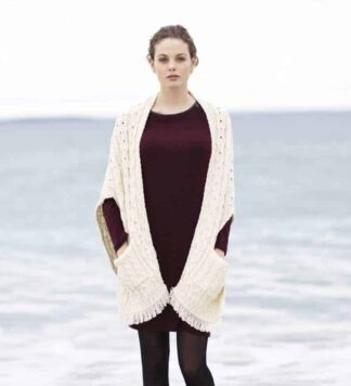 Irish Wool Wrap
