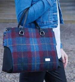 Ladies-Plaid-Bag-Irish-tn