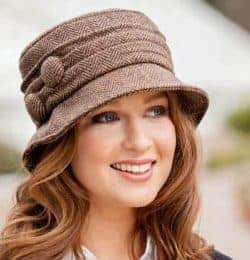 Ladies-Irish-Hat-Brown-260