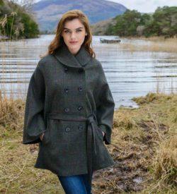 Ladies Tweed Country Jacket
