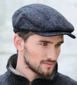 Traditional Irish Flat Cap
