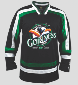 Guinness Hockey Shirt