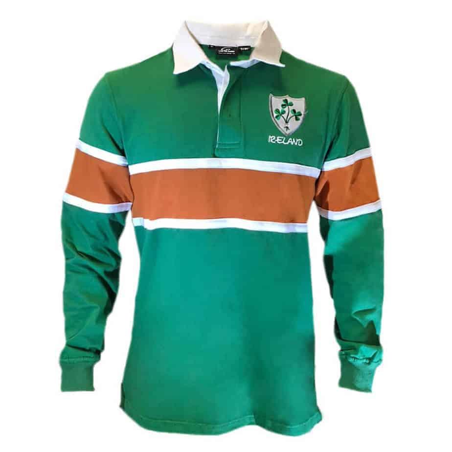 Irish Rugby Shirt