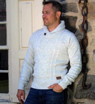 Irish Wool Sweater