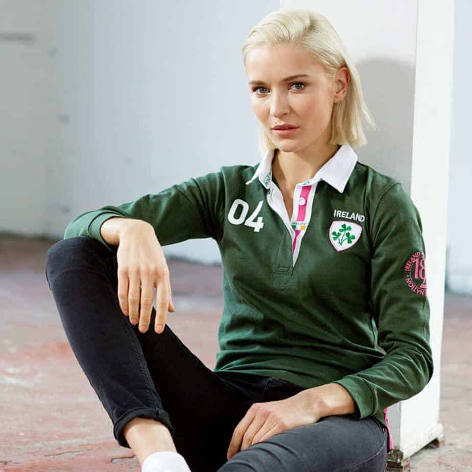 Ladies Rugby Shirt