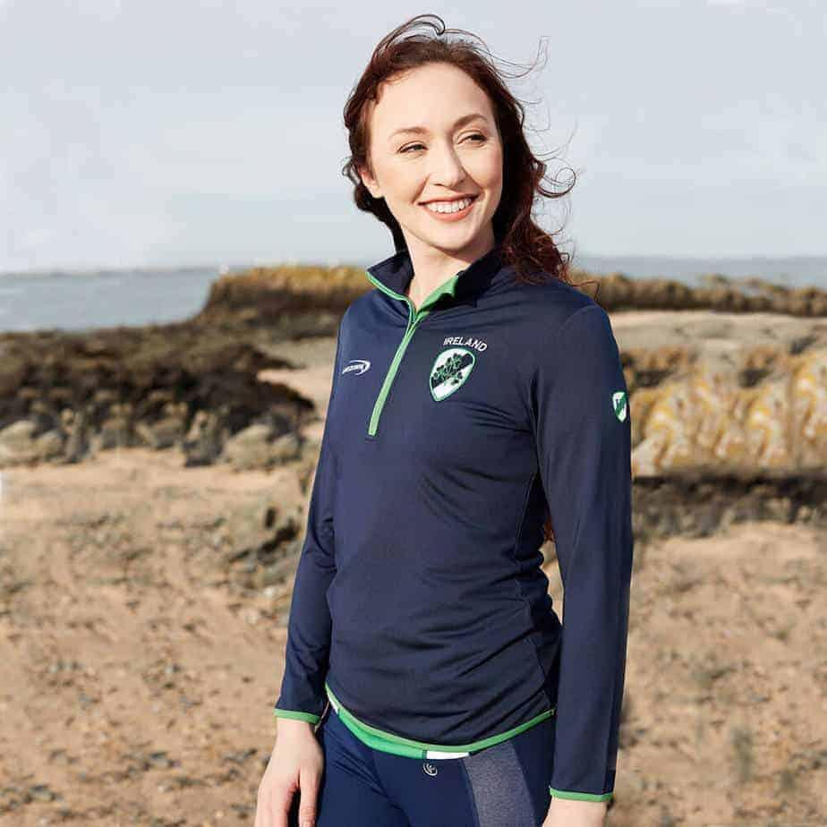 Irish Women's Sports Top