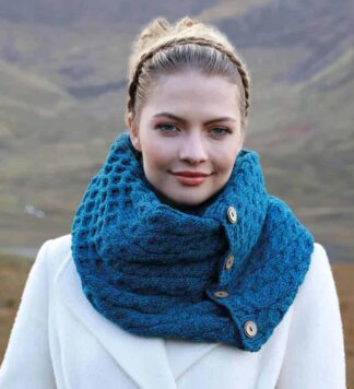 Wool Snood Scarf