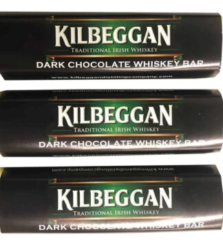 Kilbeggan Irish Whiskey Chocolate Bars