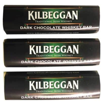 Kilbeggan Irish Whiskey Chocolate Bars
