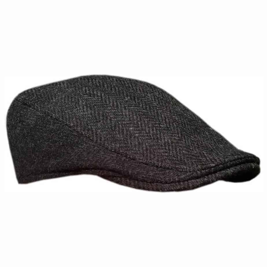 d03aa6b24 Irish Ivy Cap - Dark Gray