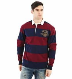 Guinness rugby shirt long sleeve