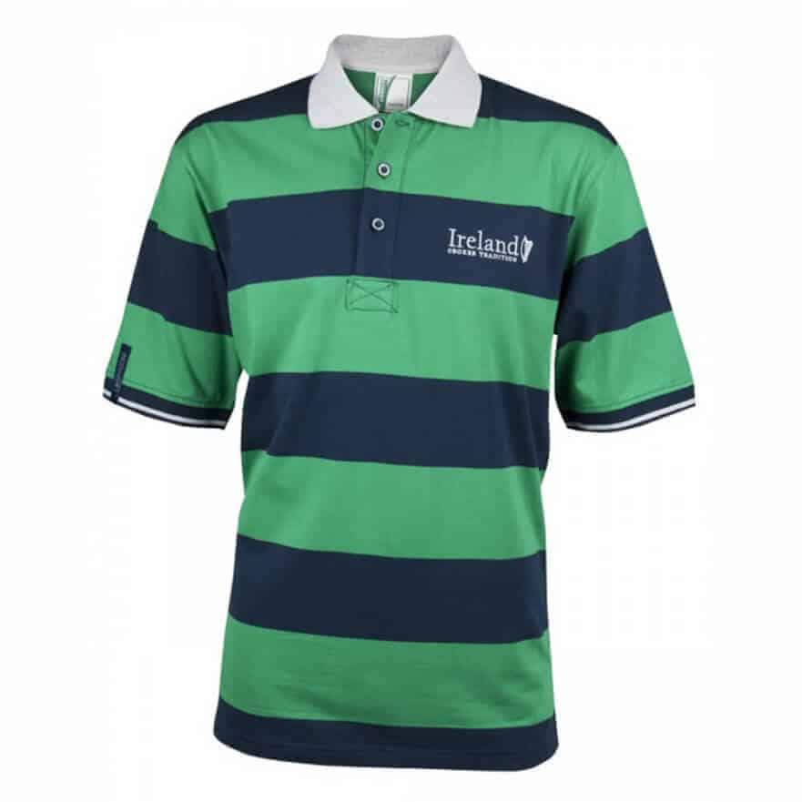 Irish Golf Shirt - Smart but Casual