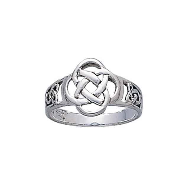 Celtic Weave Ring